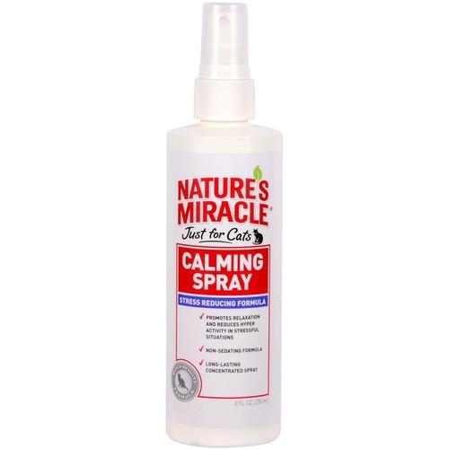 Успокаивающий спрей для кошек 8 in 1 NM Calming Spray, 236 мл