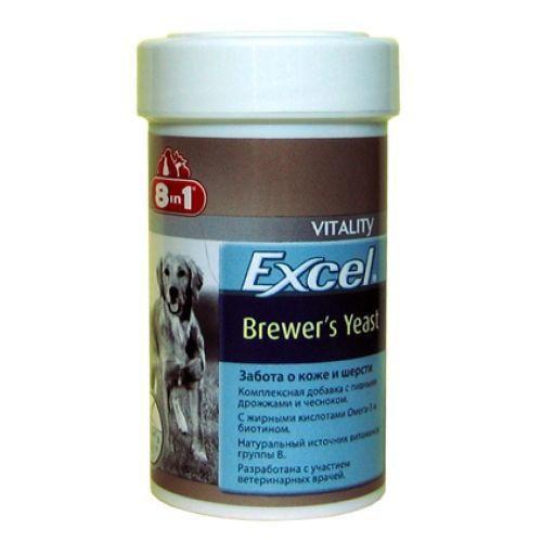 Витамины для собак 8 in 1, 260 таб.