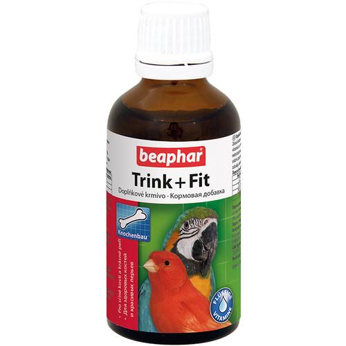 Витамины для птиц Beaphar Trink + Fit, 50 г