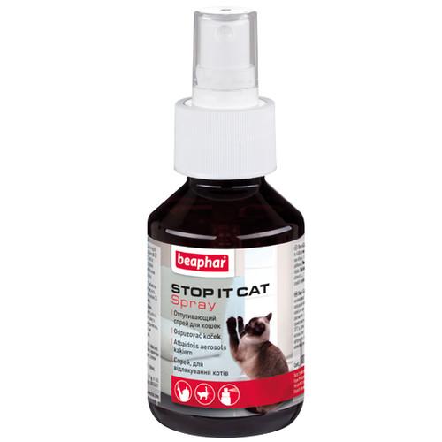 Спрей для отпугивания кошек Beaphar Stop It Cat, 100 мл