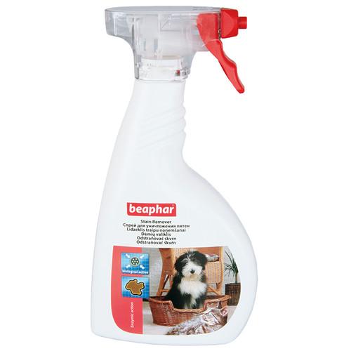 Спрей для удаления пятен и запахов Beaphar Stain Remover, 400 мл
