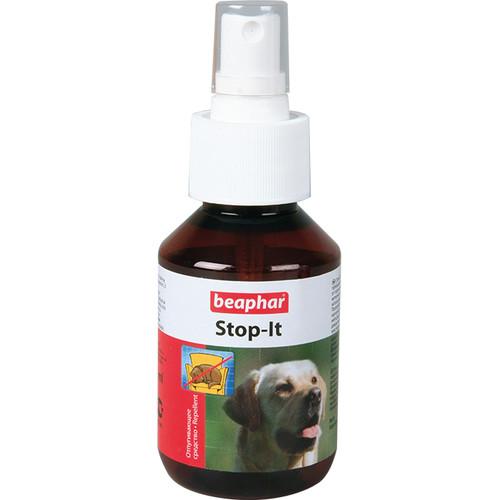 Отпугивающий спрей для собак Beaphar Stop It, 100 мл