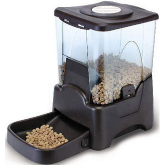 Автокормушка для собак и кошек Feed-Ex, размер 25.8х36.5х44.7см.