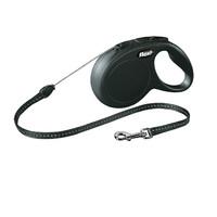 Фотография товара Поводок-рулетка для собак Flexi New Classic M, черный