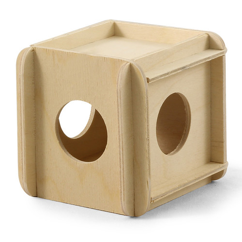 Игрушка для грызунов Гамма, размер 11х10х10см.
