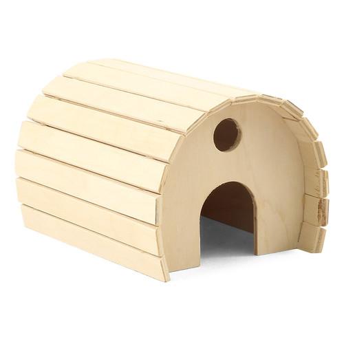 Домик для грызунов Гамма, размер 11х15х10см.