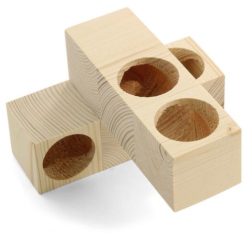 Игрушка для грызунов Гамма, размер 13х8х13см.