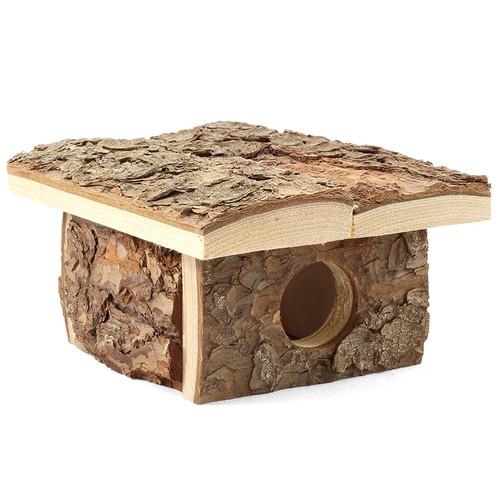 Домик для грызунов Гамма, размер 14х18х8см.