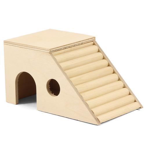 Домик для грызунов Гамма, размер 17х10х9см.