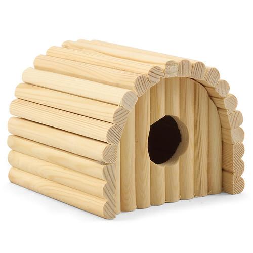 Домик для грызунов Гамма, размер 12х13х10см.
