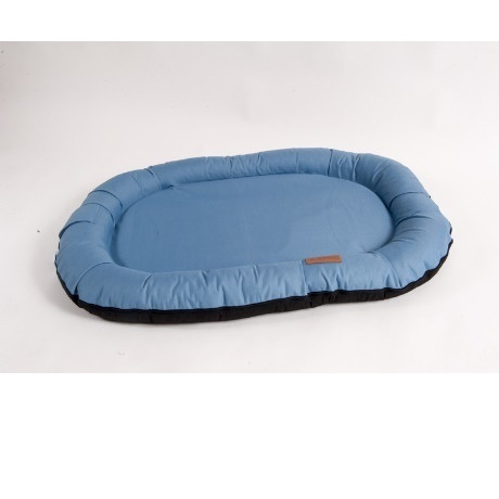 Лежак для собак Katsu Pontone Kasia S, размер 74х46х9см., синий