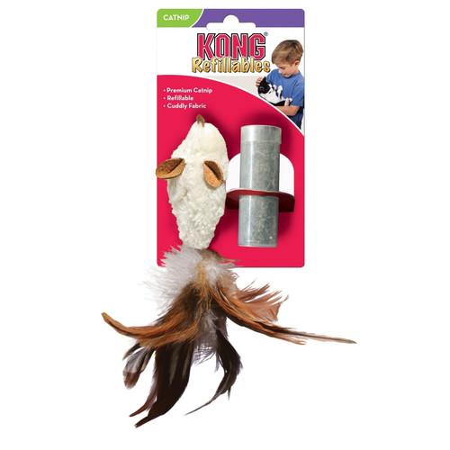 Игрушка для кошек Kong Мышь полевая