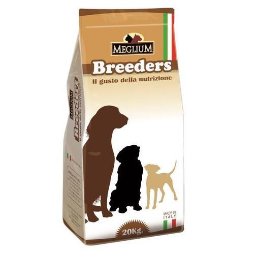Корм для собак MEGLIUM Adult Gold Breeders, 20 кг, курица с говядиной