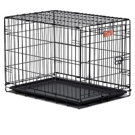 Клетка для собак Midwest iCrate, размер 2, размер 76х48х53см., черный