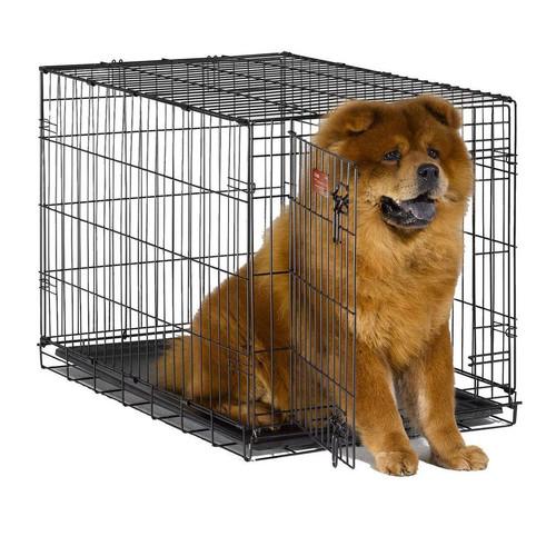 Клетка для собак Midwest iCrate, размер 3, размер 91х58х64см., черный