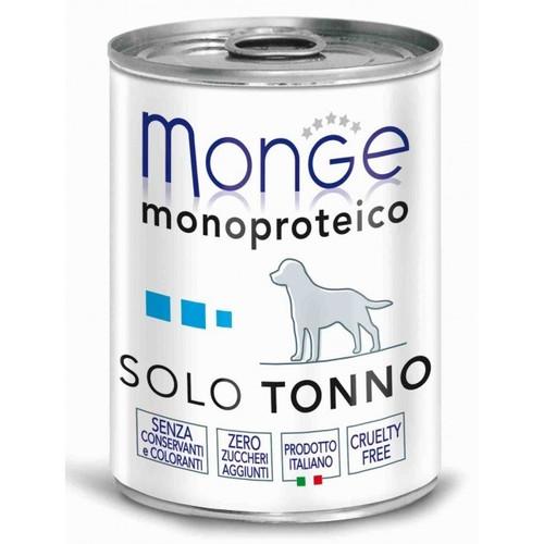 Корм для собак Monge Solo Tonno, 400 г, тунец