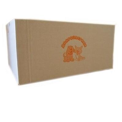 Пеленки для животных Пелигрин Доброзверики Super Classic, размер 60х40см., 200 шт.