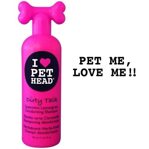 Шампунь для собак Pet Head Грязный разговор