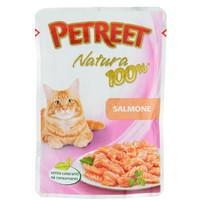 Фотография товара Корм для кошек Petreet Natura, 85 г, лосось