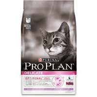 Фотография товара Корм для кошек Pro Plan Delicate, 400 г, индейка с рисом