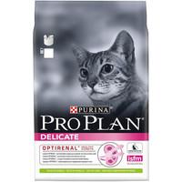 Фотография товара Корм для кошек Pro Plan Delicate, 3 кг, ягненок