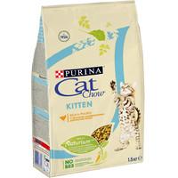 Фотография товара Корм для котят Purina Cat Chow Kitten, 1.5 кг, домашняя птица