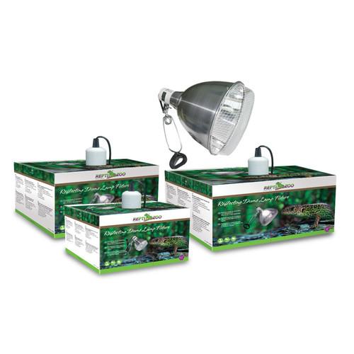 Светильник для террариума Repti-Zoo 03RL, размер 25.5см.