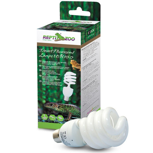 Лампа для террариума Repti-Zoo Compact Desert