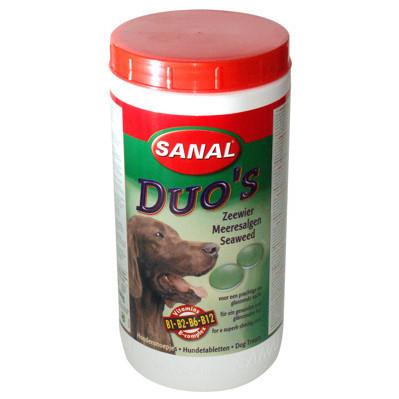 Витамины для собак Sanal, Водоросли