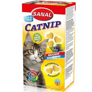 Витамины для кошек Sanal