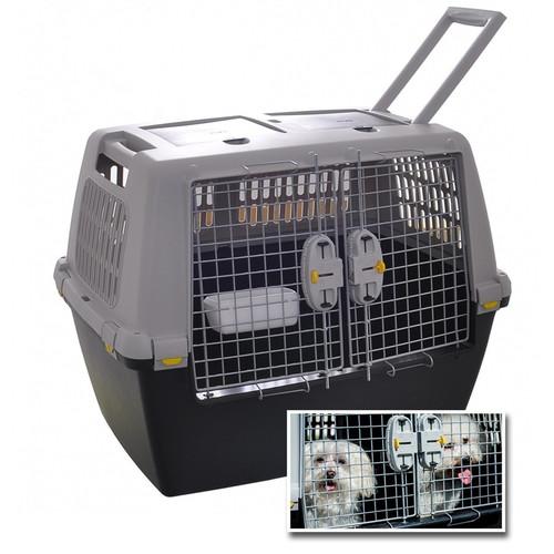 Переноска-трансформер для собак и кошек Stefanplast Gulliver Touring, размер 80x58.5х62см.