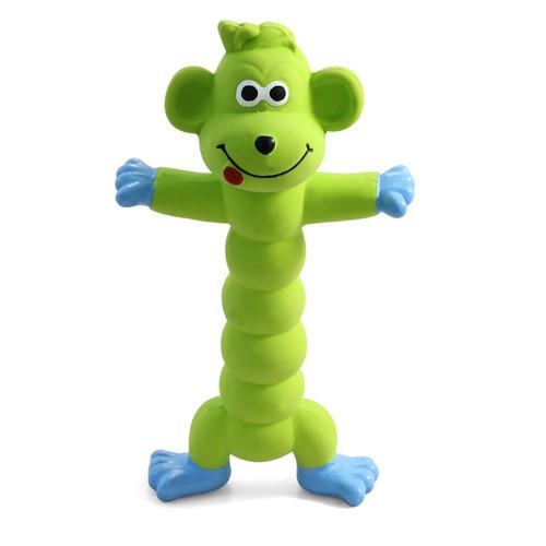 Игрушка для собак Triol Обезьянка, размер 19.5см.