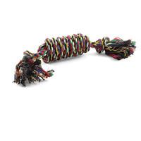 Фотография товара Игрушка для собак Triol Веревка - морской узел, размер 30х4см.