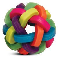 Фотография товара Игрушка для собак Triol Мяч-лабиринт, размер 6см.