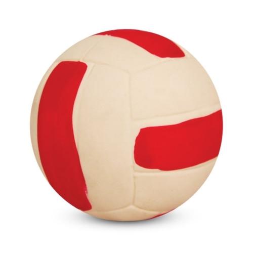 Игрушка для собак Triol Мяч волейбольный, размер 6см.