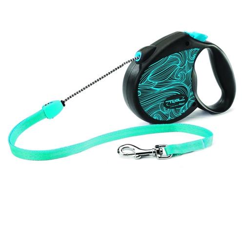 Поводок-рулетка для собак Triol by Flexi Colour Blue M