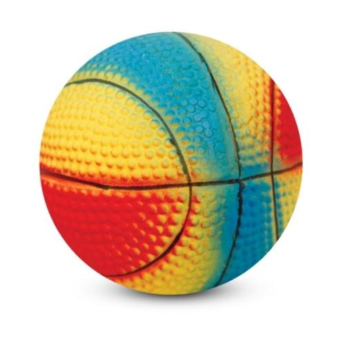 Игрушка для собак Triol Мяч баскетбольный, размер 6см.