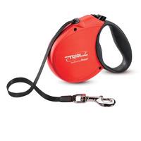 Фотография товара Поводок-рулетка для собак Triol by Flexi Standard Soft Red M, красный