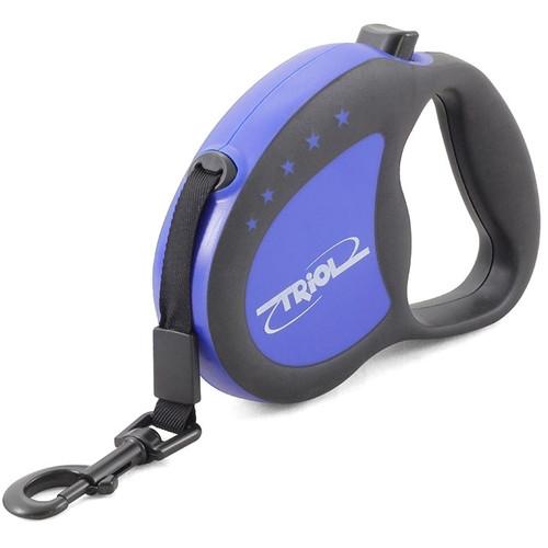 Поводок-рулетка для собак Triol Profi, цвета в ассортименте