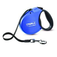 Фотография товара Поводок-рулетка для собак Triol by Flexi Standard Soft Blue M, синий