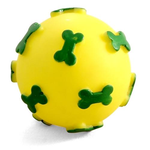 Игрушка для собак Triol Мяч с косточками