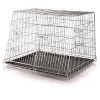 Фотография товара Клетка для животных Trixie Double Kennel, размер 93х68х79см.