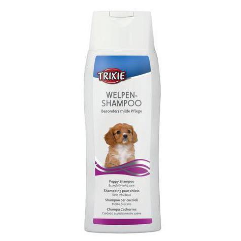 Шампунь для щенков Trixie Welpen-Shampoo, 250 мл