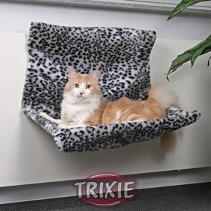 Гамак для кошки Trixie Леопард, размер 48 х 30 х 38см.