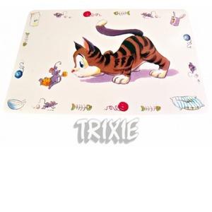 Коврик под миску Trixie, размер 44х28см.