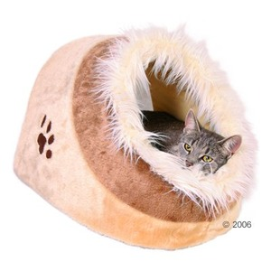 Фотография товара Домик для кошек и собак Trixie Minou, размер 41х26х35см.