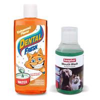 Уход за зубами кошек