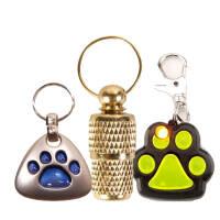 Адресники и маячки для собак