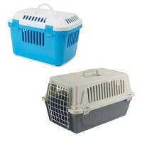 Пластиковые переноски для собак