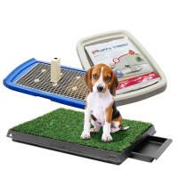 Туалеты и лотки для собак